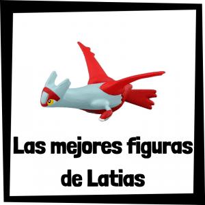 Figuras de acción y muñecos de Latias