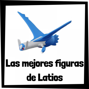 Figuras de acción y muñecos de Latios