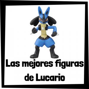 Figuras de acción y muñecos de Lucario