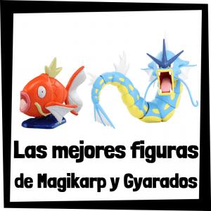 Figuras de Magikarp y Gyarados de Pokemon - Las mejores figuras de la colección de Magikarp y Gyarados