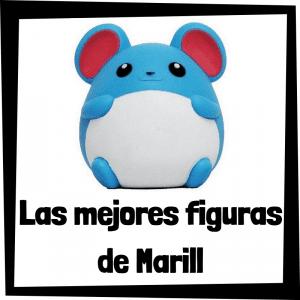 Figuras de acción y muñecos de Marill
