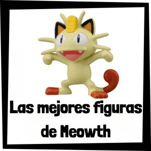 Figuras de acción y muñecos de Meowth