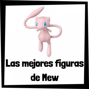 Figuras de acción y muñecos de Mew