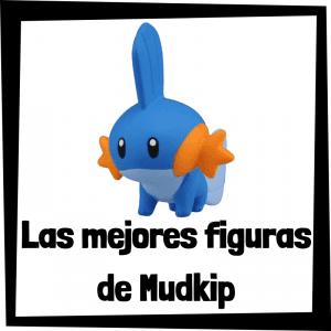 Figuras de acción y muñecos de Mudkip