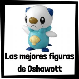 Figuras de acción y muñecos de Oshawott
