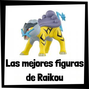 Figuras de acción y muñecos de Raikou