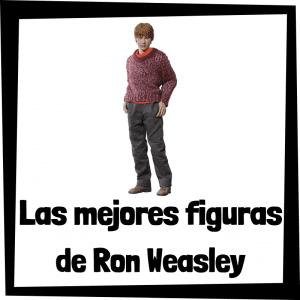 Figuras coleccionables de Ron Weasley