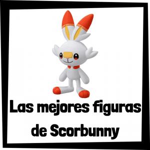 Figuras de acción y muñecos de Scorbunny