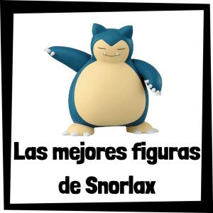 Figuras de acción y muñecos de Snorlax