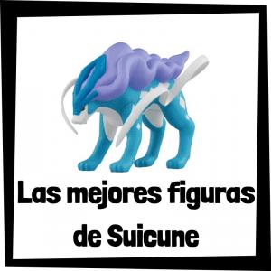 Figuras de acción y muñecos de Suicune