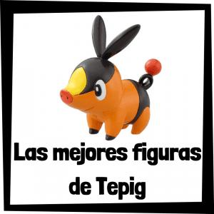 Figuras de acción y muñecos de Tepig