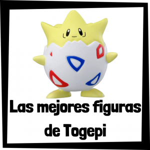 Figuras de acción y muñecos de Togepi