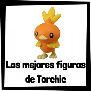 Figuras de acción y muñecos de Torchic