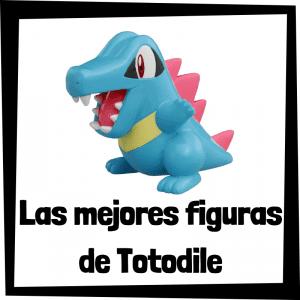 Figuras de acción y muñecos de Totodile