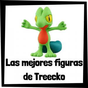 Figuras de acción y muñecos de Treecko