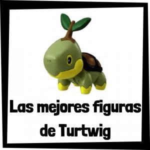 Figuras de acción y muñecos de Turtwig