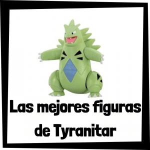 Figuras de acción y muñecos de Tyranitar