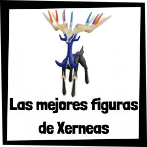 Figuras de acción y muñecos de Xerneas