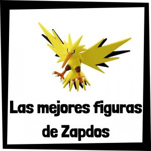 Figuras de acción y muñecos de Zapdos