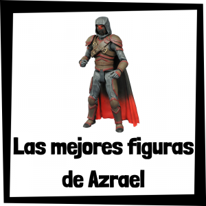 Figuras de colección de Azrael de Batman - Las mejores figuras de colección de Azrael