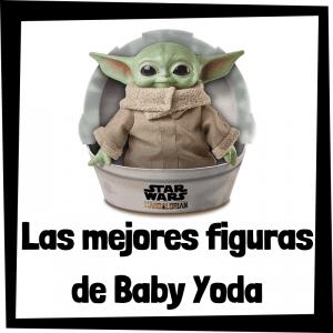 Figuras de acción y muñecos de Baby Yoda
