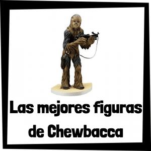 Figuras de acción y muñecos de Chewbacca