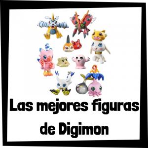 Figuras de acción y muñecos de Digimon