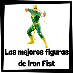 Figuras de colección de Iron Fist - Las mejores figuras de colección de Iron Fist