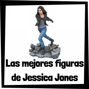 Figuras de colección de Jessica Jones - Las mejores figuras de colección de Jessica Jones