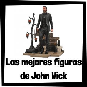 Figuras coleccionables de John Wick