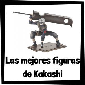 Figuras de acción y muñecos de Kakashi Hatake de Naruto