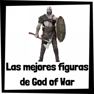 Figuras coleccionables de God of War