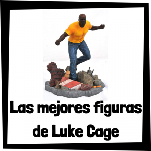 Figuras de Luke Cage