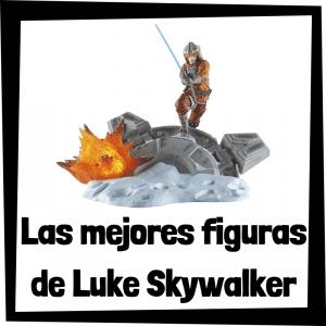 Figuras de acción y muñecos de Luke Skywalker