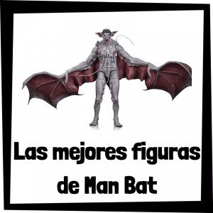 Figuras de colección de Man Bat de Batman - Las mejores figuras de colección de ManBat