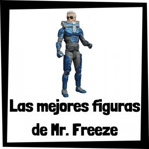 Figuras de colección de Mr. Freeze de Batman - Las mejores figuras de colección de Mr. Freeze