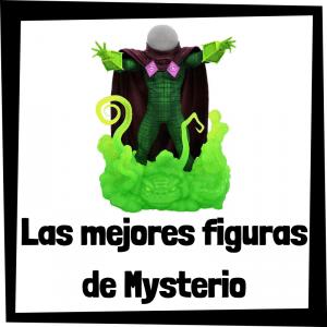 Figuras de colección de Mysterio - Las mejores figuras de colección de villanos de Spiderman