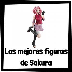 Figuras de acción y muñecos de Sakura Haruno de Naruto