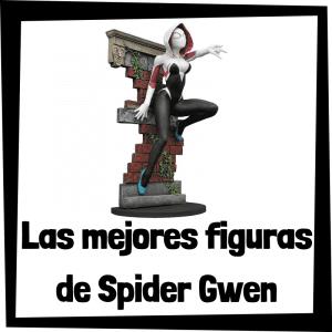 Figuras de colección de Spider Gwen - Las mejores figuras de colección de Spidergwen de Spiderman