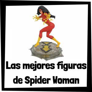 Figuras de Spider Woman