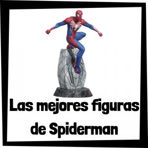 Figuras de colección de Spiderman - Las mejores figuras de colección de Spiderman