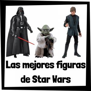Figuras coleccionables de personajes de Star Wars
