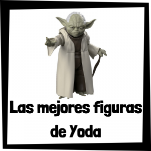 Figuras de acción y muñecos de Yoda