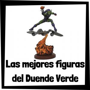Figuras del Duende Verde