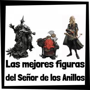 Figuras coleccionables de personajes del señor de los anillos