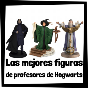 Figuras coleccionables de profesores de Harry Potter