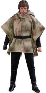 Hot Toys de Luke Skywalker Episodio VI Endor - Los mejores Hot Toys de Luke Skywalker - Figuras coleccionables de Luke Skywalker de Star Wars