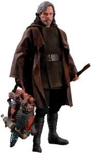 Hot Toys de Luke Skywalker Episodio VIII Deluxe - Los mejores Hot Toys de Luke Skywalker - Figuras coleccionables de Luke Skywalker de Star Wars