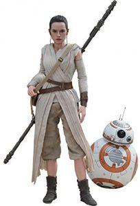 Hot Toys de Rey y BB8 - Los mejores Hot Toys de Rey - Figuras coleccionables de Rey de Star Wars