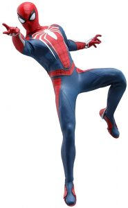 Hot Toys de Spiderman de Marvel Spiderman del videojuego - Los mejores Hot Toys de Spiderman - Figuras coleccionables de Spiderman